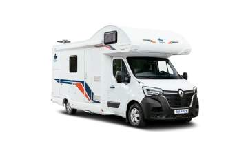 Hire a motorhome in Hemmingen from private owners| Ahorn Nordsee