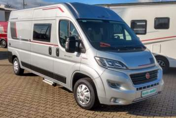 Hire a motorhome in Koblenz from private owners| Rollerteam Luigi