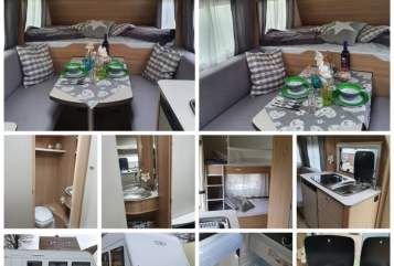 Hire a motorhome in Gehrden from private owners| Lmc Frieda