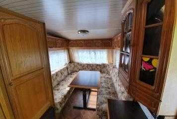 Hire a motorhome in Solingen from private owners| Hobby  HOBBY