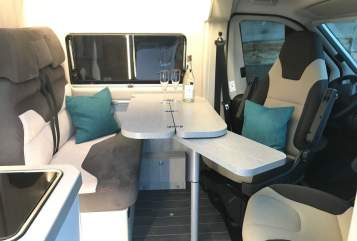 Hire a motorhome in Traitsching from private owners| Rollerteam LUXUS-CAMPER