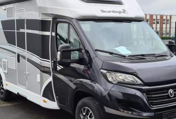 Hire a motorhome in Schmallenberg from private owners  Sunlight  Hwl-Wohnmobile