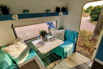 Hire a motorhome in Mainz from private owners| knaus KNAUS