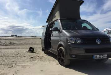 Hire a motorhome in Karlsruhe from private owners| VW Jumbo