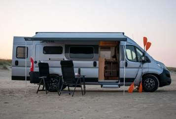 Hire a motorhome in Schwentinental from private owners| Pössl Smarti
