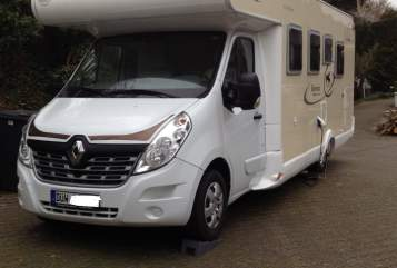 Hire a motorhome in Kirchheim an der Weinstraße from private owners| AHORN Gulliver