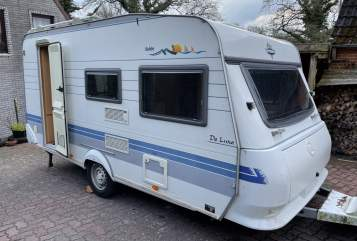 Hire a motorhome in Kiel from private owners  Hobby Hobby