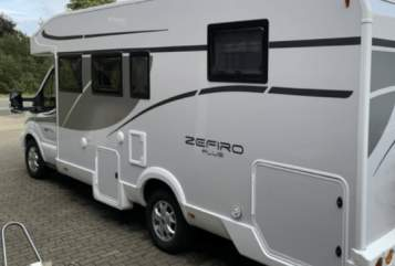 Hire a motorhome in Mörlen from private owners  Ford Hilde