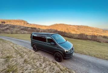 Hire a motorhome in Stuttgart from private owners  VW Adventure