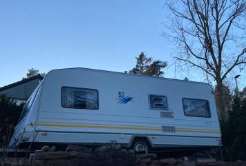 Hire a motorhome in Nideggen from private owners  Knaus Südwind