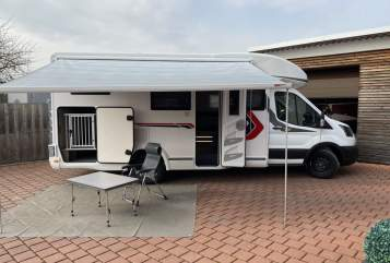 Hire a motorhome in Herford from private owners| Challenger Challenger 264