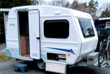 Hire a motorhome in Bielefeld from private owners| Niewiadow NiewiadowN126NN