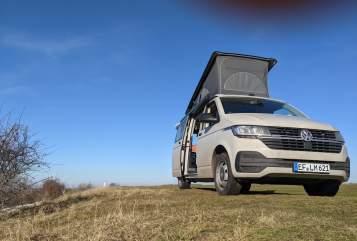 Hire a motorhome in Erfurt from private owners| VW Bulli Joseph