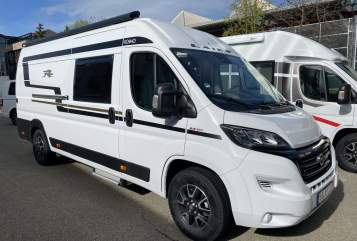 Hire a motorhome in Böblingen from private owners| Laika  Laika Kosmo 6.4