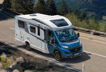 Hire a motorhome in Essen from private owners| Knaus Sky Wave