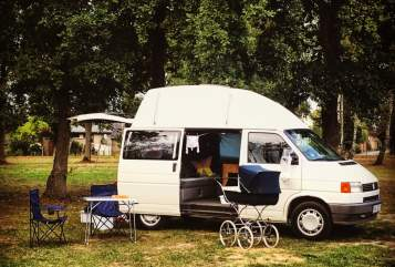 Hire a motorhome in Dresden from private owners| VW Wanderdüne
