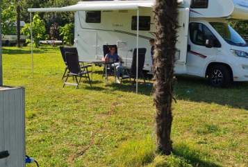 Hire a motorhome in Werne from private owners  Dethleffs  Sir Henry