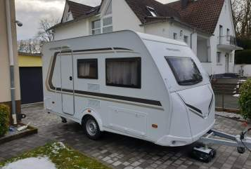 Hire a motorhome in Obertshausen from private owners  Weinsberg Tilda