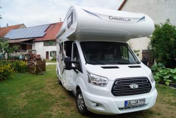 Hire a motorhome in Ehingen (Donau) from private owners| Chausson Allwetter Camper