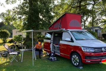 Hire a motorhome in Dortmund from private owners| VW Bulli