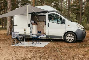 Hire a motorhome in Berlin from private owners| Opel Ingo