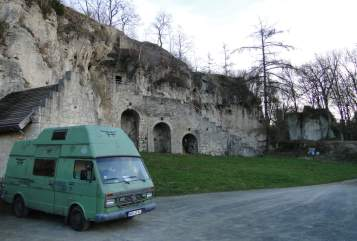 Hire a motorhome in Bodenfelde from private owners  Volkswagen sgt. Peperjack