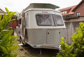 Hire a motorhome in Detmold from private owners| Hymer/ Eriba Touring Troll
