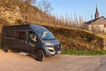 Hire a motorhome in Köln from private owners  Knaus  Rabbit