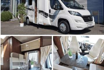 Hire a motorhome in Seesen from private owners| Fiat XGO Kiwi