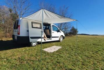 Hire a motorhome in Duisburg from private owners| Fiat Pacco
