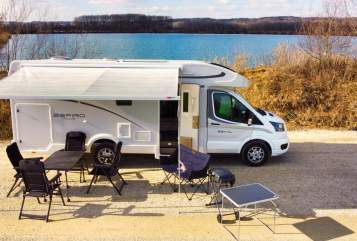 Hire a motorhome in Landshut from private owners  Roller Team Fred the Camper