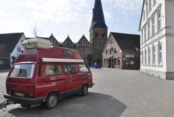 Hire a motorhome in Bremen from private owners| Volkswagen  Jupp