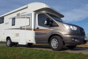 Hire a motorhome in Rietberg from private owners| Ford Rietmobil