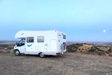 Hire a motorhome in Bad Liebenzell from private owners| Ford Bolle