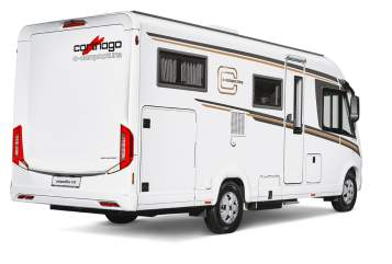 Hire a motorhome in Swisttal from private owners| Carthago  Carthago