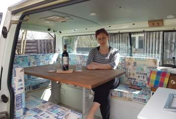 Hire a motorhome in Pilsting from private owners  VW Easy Traveler