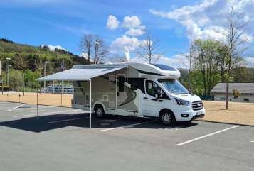 Hire a motorhome in Essen from private owners| Chausson Bruno Premium