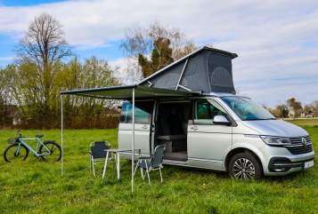 Hire a motorhome in Soest from private owners| VW Camper-herewego