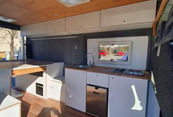 Hire a motorhome in Kiedrich from private owners| Peugeot Fritz