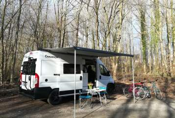 Hire a motorhome in Brühl from private owners| Chausson Lenny