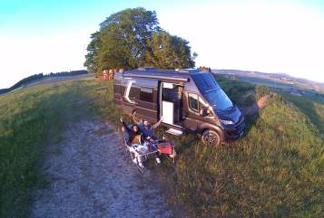 Hire a motorhome in Augsburg from private owners| Weinsberg  DJ Camper