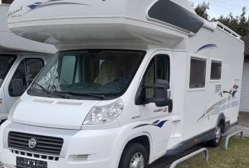 Hire a motorhome in München from private owners| Fiat Ducato Bonny