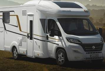 Hire a motorhome in Wasserburg am Inn from private owners| Eura Mobil Cat Car