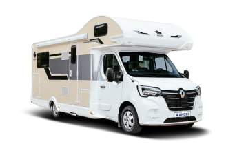 Hire a motorhome in Lauf an der Pegnitz from private owners| Ahorn Cookie 2021