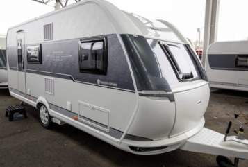 Hire a motorhome in Adelsried from private owners| Hobby  Theo