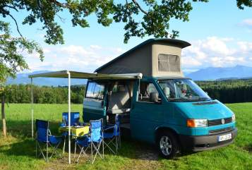 Hire a motorhome in Seeshaupt from private owners| VW Gecko