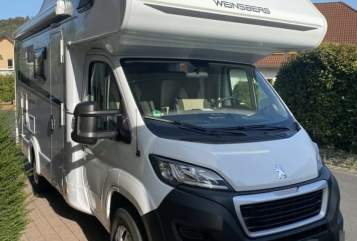 Hire a motorhome in Villmar from private owners| Weinsberg BRUMMI