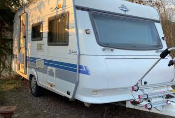 Hire a motorhome in Schleusingen from private owners| Hobby Hobby
