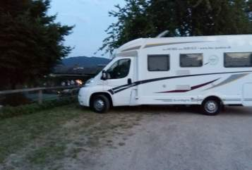 Hire a motorhome in Hamm from private owners  Sunlight T63 auf Fiat Ducato  Urmel 1
