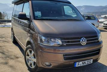 Hire a motorhome in Frankfurt am Main from private owners| VW Der Multi
